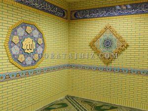 ده ضلعی اسماءالله مسجد