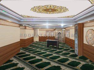 دیوارپوش مساجد