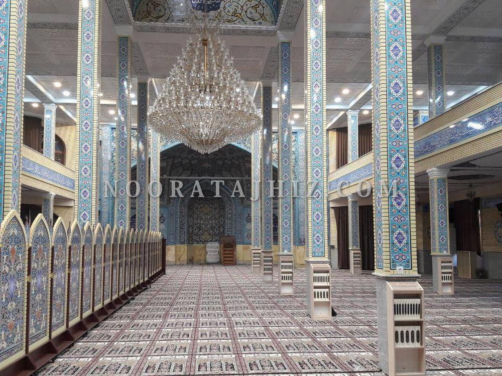 پروژه نمازخانه و مساجد